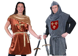 Unisex Tabard & Cape Options